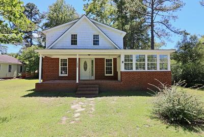 Pinehurst Single Family Home For Sale: 120 Woods Road