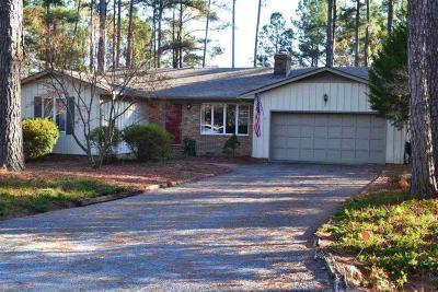 Moore County Rental For Rent: 43 Birdie Drive