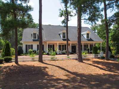 Foxfire Single Family Home For Sale: 3 Pine Tree Terrace