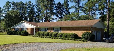 Southern Pines Single Family Home For Sale: 590 Murray Hill Road