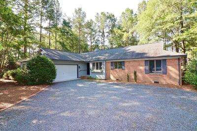 Pinehurst Single Family Home For Sale: 145 Briarwood Circle Circle
