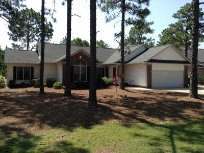 Pinehurst Single Family Home Active/Contingent: 20 Pitch Pine Lane