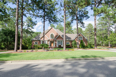 Pinehurst Single Family Home For Sale: 17 Birkdale Way