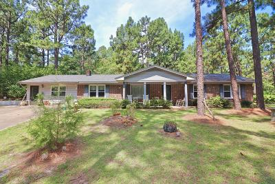 Seven Lakes, West End Single Family Home For Sale: 269 Mary Road