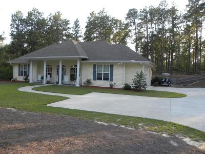 Foxfire NC Single Family Home Active/Contingent: $224,000