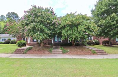 Pinehurst, Raleigh, Southern Pines Condo/Townhouse Sold: 256 E Delaware Avenue