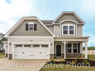 Jackson Springs Single Family Home Active/Contingent: 5 Dickinson Court