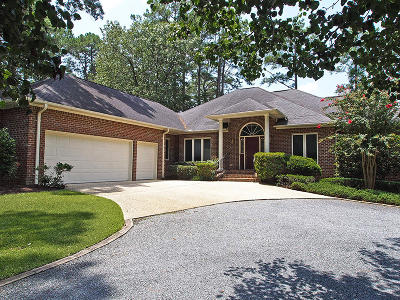 Whispering Pines Single Family Home For Sale: 5 Dixie Drive