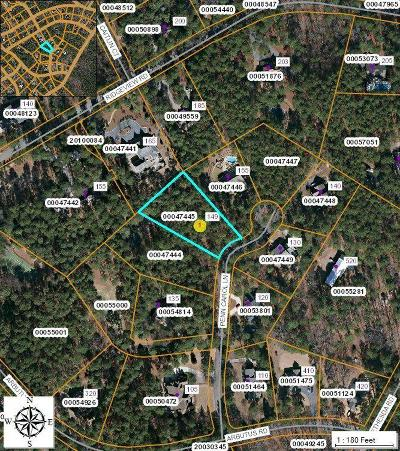 Southern Pines Residential Lots & Land For Sale: 149 Penn Carol Lane