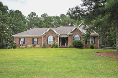 Whispering Pines Single Family Home For Sale: 14 Lavender Drive