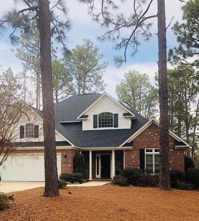 Pinehurst, Raleigh, Southern Pines Single Family Home Sold: 2 Quincy Place
