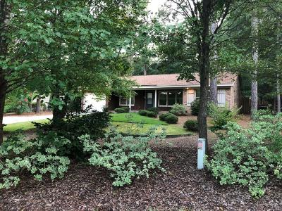 Pinehurst Single Family Home For Sale: 55 Lost Tree Road #1