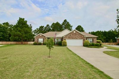 Whispering Pines Single Family Home For Sale: 12 Morning Glory Lane