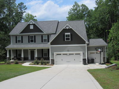 Whispering Pines Single Family Home For Sale: 9 Shadow Drive