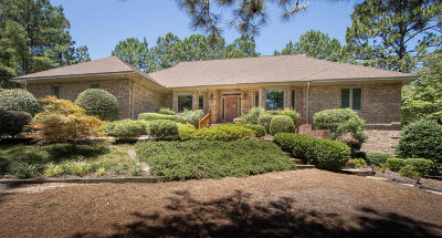 Pinehurst Single Family Home For Sale: 3 Collett Lane