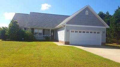 Single Family Home For Sale: 5759 Walking Trail Way Way