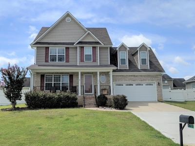 Fayetteville Single Family Home For Sale: 1640 Kershaw Loop