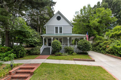 Southern Pines Single Family Home Active/Contingent: 325 N Ashe Street
