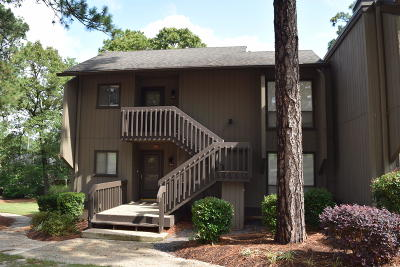 Moore County Condo/Townhouse For Sale: 1175 St. Andrews Drive #208