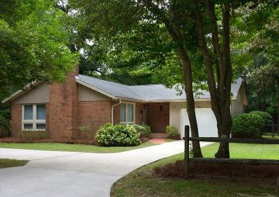 Southern Pines Single Family Home Active/Contingent: 180 Duffers Lane