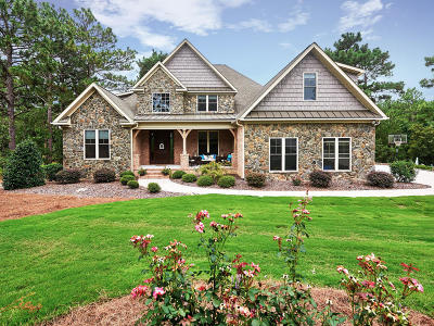 Whispering Pines Single Family Home Active/Contingent: 119 Hammerstone Circle