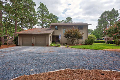 Moore County Single Family Home Active/Contingent: 179 Firetree Lane