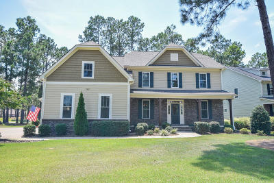 Southern Pines Single Family Home For Sale: 70 Plantation Drive