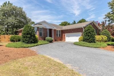 Pinehurst Single Family Home Active/Contingent: 13 Beryl Circle