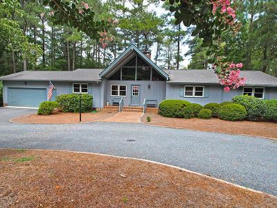 Whispering Pines Single Family Home For Sale: 31 Shadow Drive
