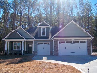 Moore County Single Family Home Active/Contingent: 535 Hampstead Place