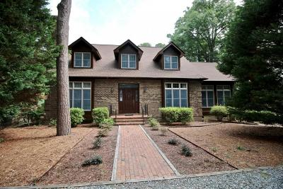 Pinehurst, Raleigh, Southern Pines Single Family Home Sold: 7 Village Lane