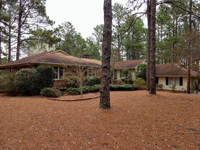 Seven Lakes, West End Single Family Home For Sale: 113 Somerset Lane