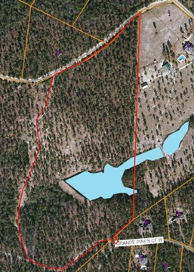 Jackson Springs Residential Lots & Land For Sale: 258 W Grande Pines Court