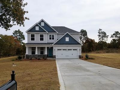 Foxfire NC Single Family Home Active/Contingent: $286,550