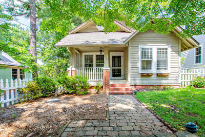 Southern Pines Single Family Home Active/Contingent: 355 E Maine Avenue