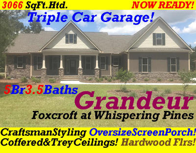 Whispering Pines Single Family Home For Sale: 1 New Day Way
