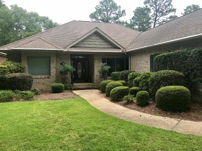 Southern Pines Single Family Home Active/Contingent: 107 Preakness Court