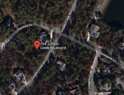 Pinehurst Residential Lots & Land For Sale: 294 Juniper Creek Boulevard