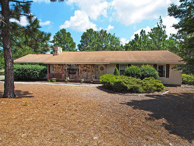 West End, Seven Lakes Single Family Home For Sale: 109 Dogwood Lane