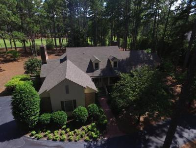 Pinehurst, Southern Pines Single Family Home For Sale: 135 Ponte Vedra Drive