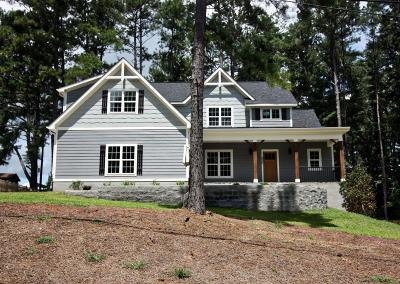 Whispering Pines Single Family Home For Sale: 220 Lakeview Drive