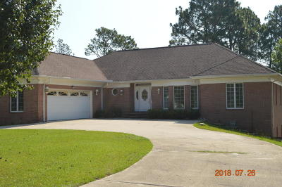 Moore County Single Family Home For Sale: 153 Morris Drive