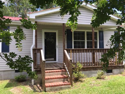 Southern Pines Single Family Home Active/Contingent: 310 Virginia Rd Road