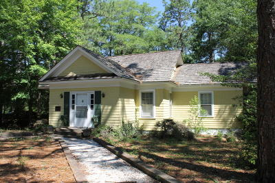 Pinehurst, Raleigh, Southern Pines Single Family Home Sold: 5 Everette Road