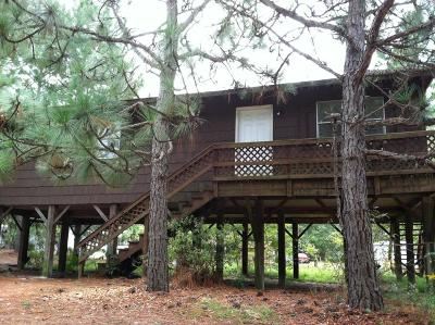 Pinebluff Single Family Home Active/Contingent: 105 Jeans Loop