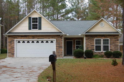 Rental Leased: 444 Moss Pink Drive