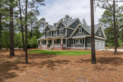 Moore County Single Family Home For Sale: 285 Midland Road