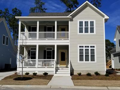 Southern Pines Single Family Home For Sale: 430 Manning Square