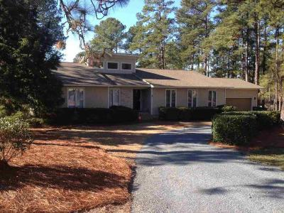 Pinehurst Single Family Home For Sale: 1 Prichard Lane