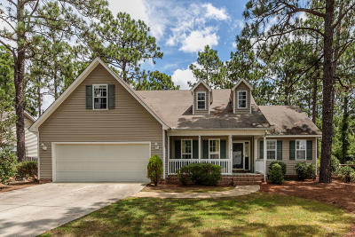 Pinehurst Single Family Home Active/Contingent: 30 Sawmill Road W